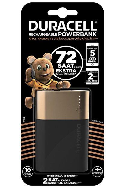 Duracell Powerbank 10050 mAh Taşınabilir Şarj Cihazı