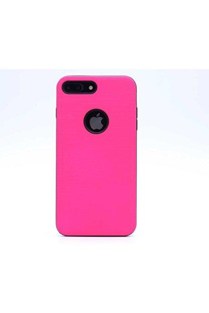 Dijimedia Apple Iphone 8 Plus Kılıf New Youyou Silikon Kapak Rose Gold