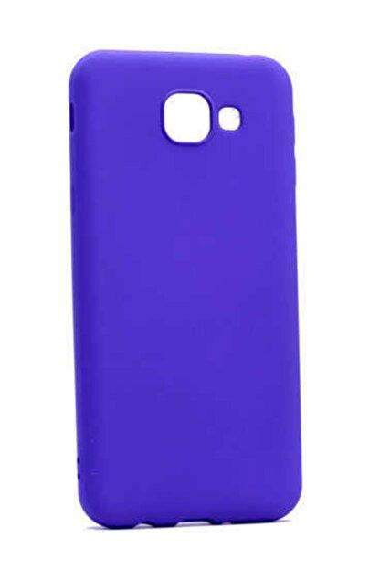 Dijimedia Galaxy A8 2016 Lacivert Premier Silikon Kılıf