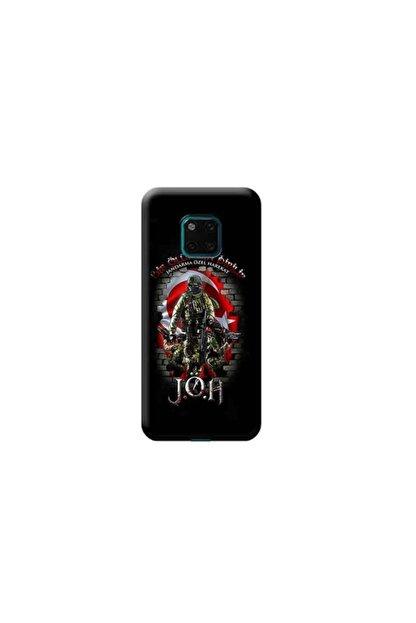 Kılıf Madeni Huawei Mate 20 Pro Jöh Tasarımlı Telefon Kılıfı Y-mt46