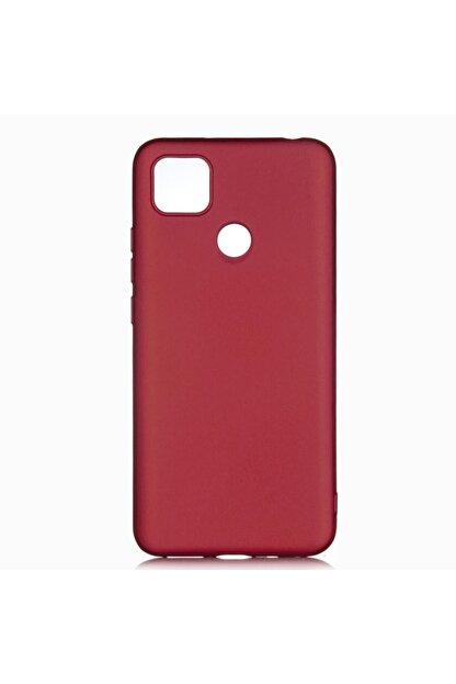 Happyshop Xiaomi Redmi 9c Kılıf Ultra Ince Mat Silikon+nano Cam Ekran Koruyucu