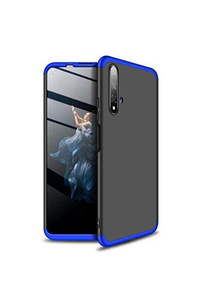 Kılıfist Huawei Nova 5t Kılıf 360 Tam Koruma 3 Parça Ays Kapak + Nano Cam