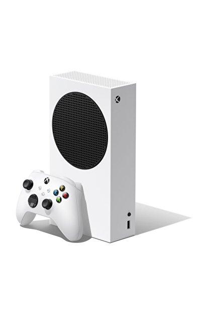 Microsoft Xbox Series S 512 GB Oyun Konsolu - Beyaz (Microsoft TR Garantili)