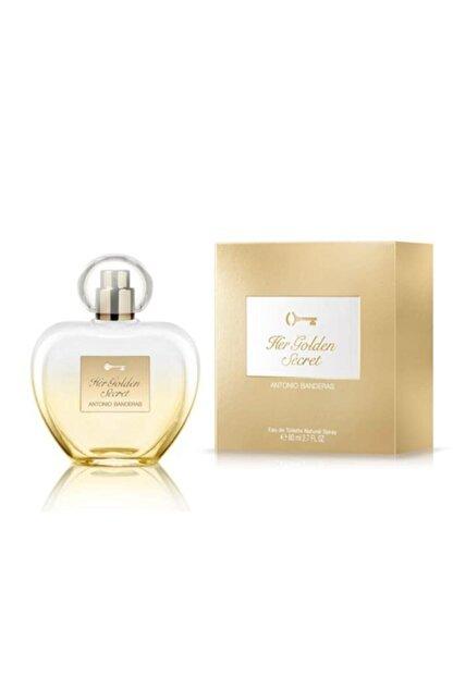 Antonio Banderas Kadın  Antonio Banderas Her Golden Secret Edt 80 ml Parfüm