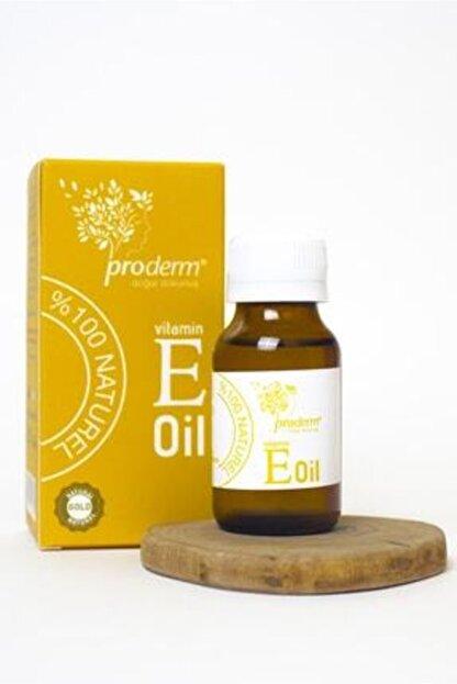 PRODERM Vitamin E Oıl-vitamin E Cilt Bakım Yağı