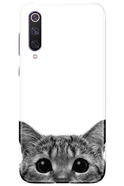 Noprin Xiaomi Mi 9 Lite Kılıf Silikon Baskılı Desenli Arka Kapak