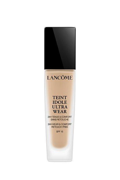 Lancome Teint Idole Ultra Wear Orta Kapatıcılık Etkili Likit Fondöten 02 Lys Rosé 3614271430229