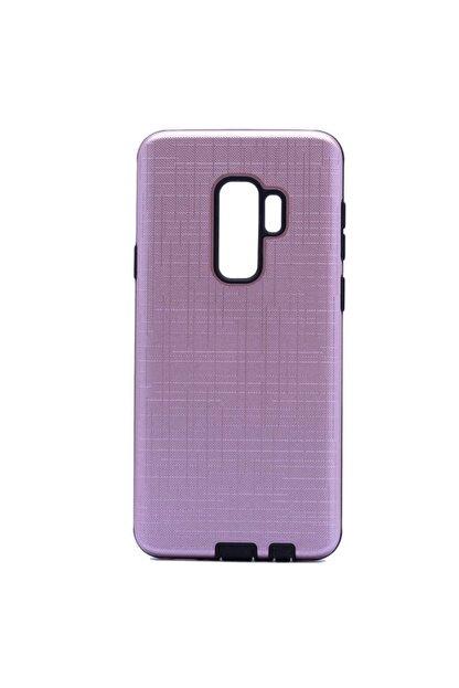 Dijimedia Galaxy S9 Plus Kılıf New Youyou Silikon Kapak Rose Gold
