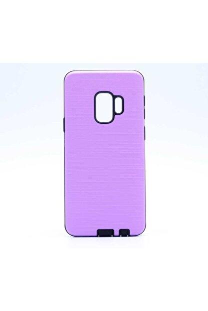 Dijimedia Galaxy S9 Kılıf New Youyou Silikon Kapak Rose Gold