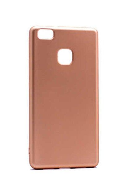 Dijimedia Huawei P9 Lite Kılıf Premier Silikon Rose Gold
