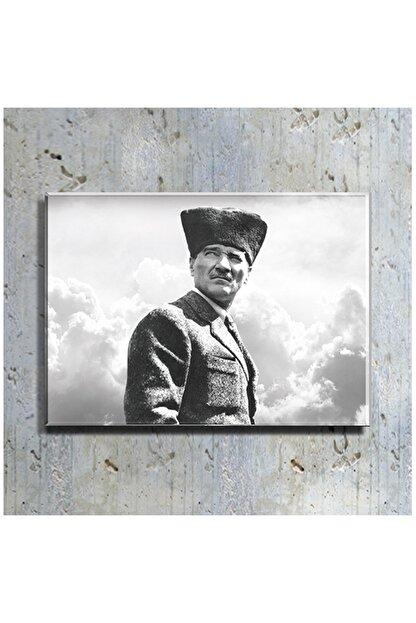mağazacım Atatürk Portre (40x60 Cm) Kanvas Tablo Tbl1225