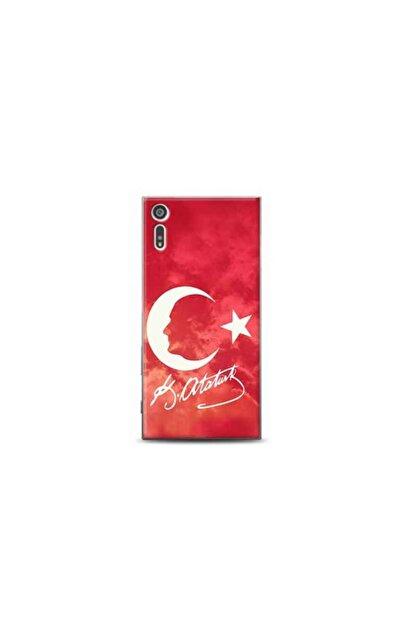 Kılıf Madeni Sony Xperia Xz Mustafa Kemal Atatürk Tasarimli Telefon Kilifi Y-ataturk0048