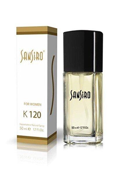 Sansiro K120 Edt 50 ml Kadın Parfümü 8697417022712