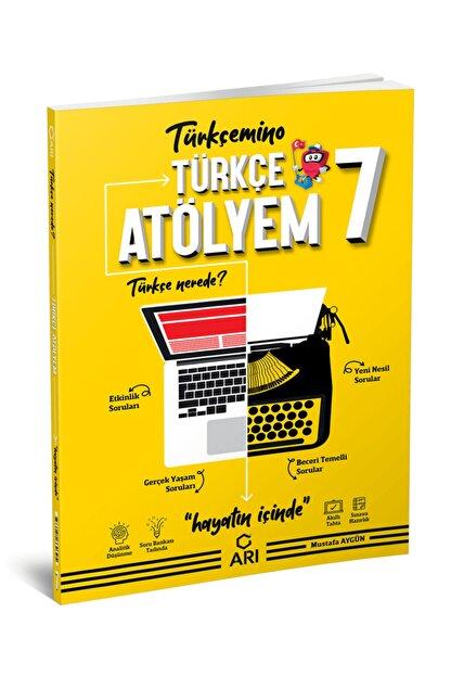 Arı Yayıncılık Arı Yayınları 7. Sınıf Türkçe Türkçemino Akıllı Atölyem