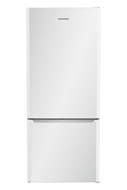 Grundig GKNE 4800 A+ Kombi No-Frost Buzdolabı