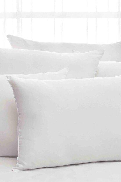 Taç Boncuk Elyaf Yastık 50x70 Cm 2'li