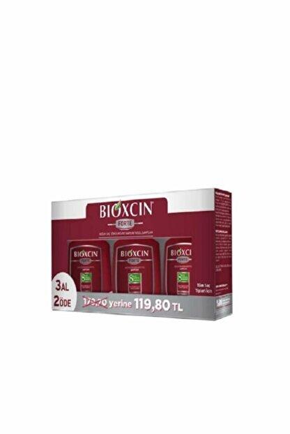 Bioxcin Bıoxcın Forte 3 Al 2 Öde Tüm Saç Tipleri Için Dökülme Karşıtı Şampuan