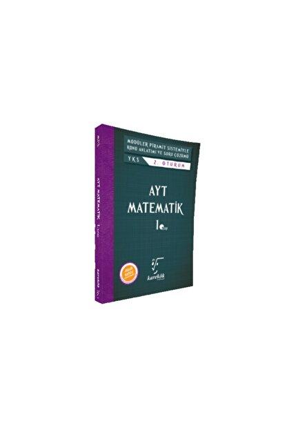 Karekök Yayınları Mps Ayt Matematik 1.kitap