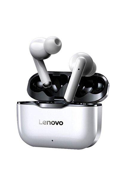 Lenova J- Livepods Lp1 Stereo Şarj Kutulu Bluetooth Kulaklık