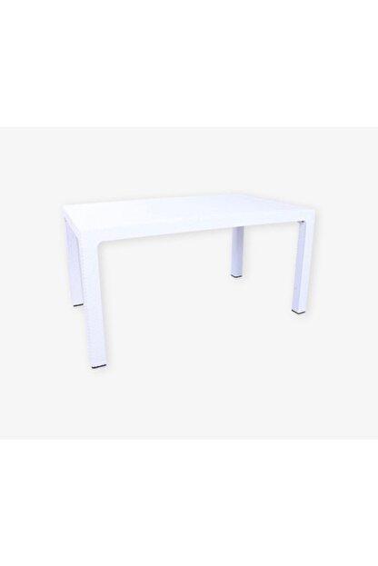 4A GROUPS Beyaz Renk Masa 80x140 cm