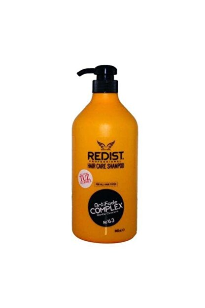 Redist Haircare Şampuan (Tuz Içermez) 1000 ml