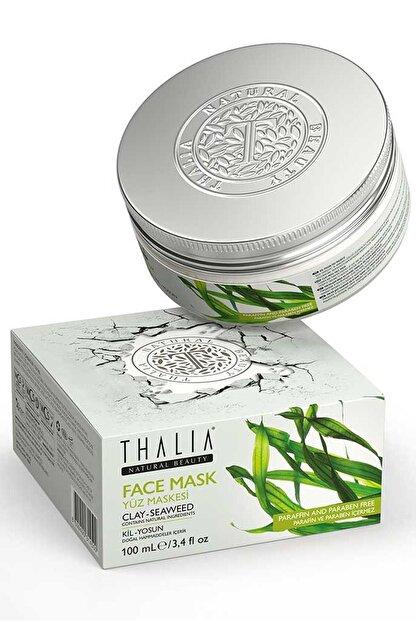 Thalia Yosun – Kil Özlü Yüz Maskesi – 100 ml