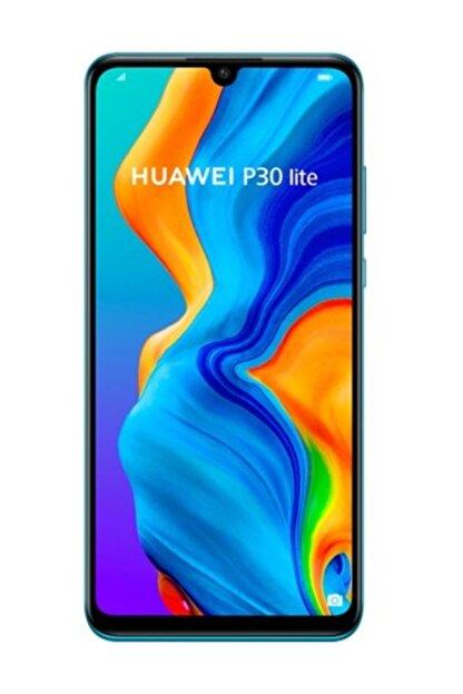 Huawei P30 Lite 64GB Mavi Cep Telefonu (Huawei Türkiye Garantili)