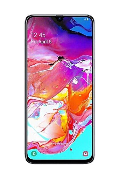 Samsung Galaxy A70 2019 128 GB Beyaz (Samsung Türkiye Garantili)