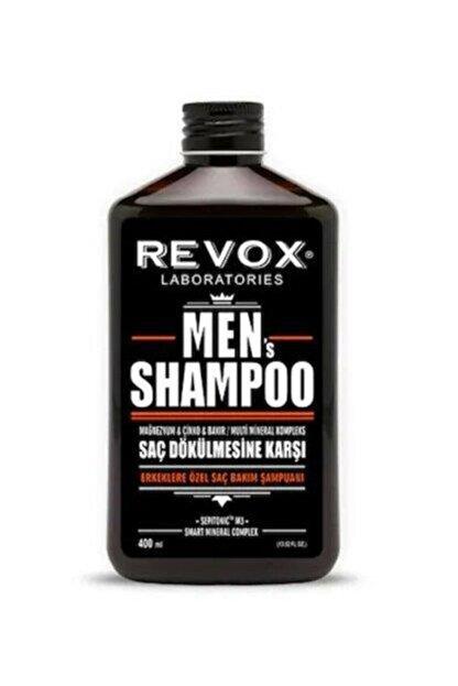 Revox Saç Dökülmesine Karşı Şampuan  400 ml