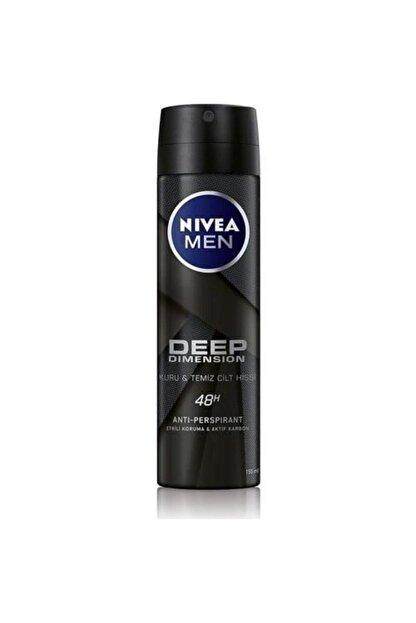 Nivea Men Deep Dimension Deodorant 150 ml