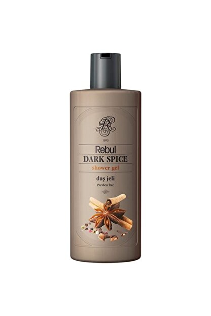 Rebul Dark Spice Duş Jeli 500 ml 8691226620985
