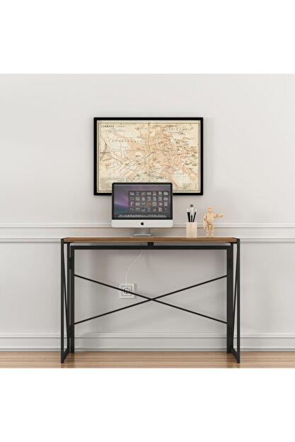 MORDEKA Katlanır Çalışma Masası Bilgisayar / Laptop Masası
