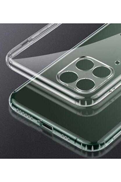Jopus Huawei P40 Lite Kılıf 3d Kamera Korumalı Soket Tıpalı Silikon