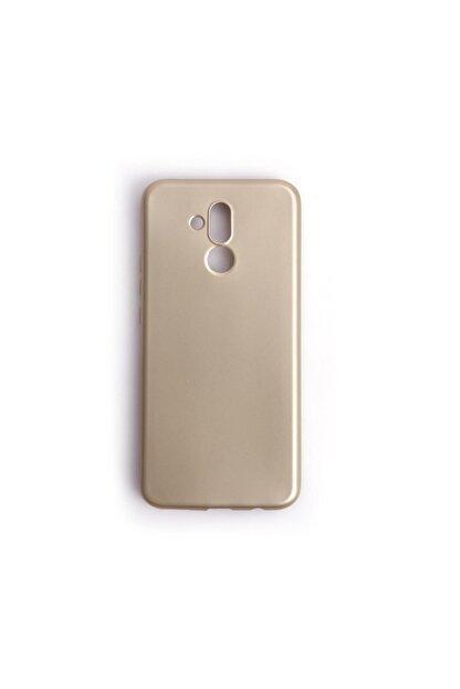 Novices Huawei Mate 20 Lite Gold Silikon Kılıf
