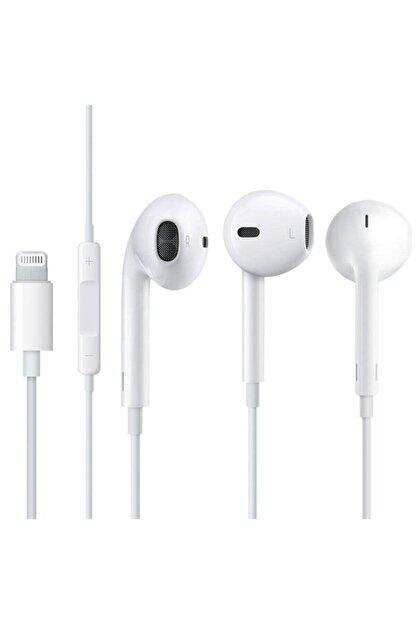 Apple Iphone 11 Kulaklık Lightning Konnektörlü Earpods Kutusuz Orjinal Ürün