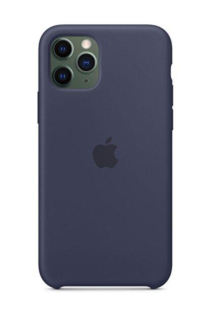 Teknoloji Adım Iphone 11 Pro Maxsilikon-mwvu2zm/a Ithalatçı Garantili Gece Mavisi Kılıf