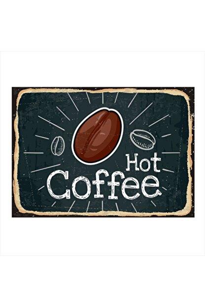 Tablomega Ahşap Tablo Kahve Çekirdeği 35cm X 50cm