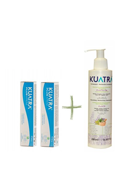 KUATRA Plus Krem Set