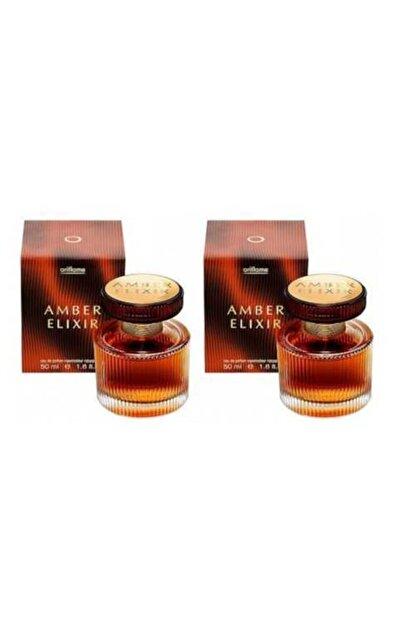 Oriflame Amber Elixir Edp 50 ml Kadın Parfüm kv000039 x2