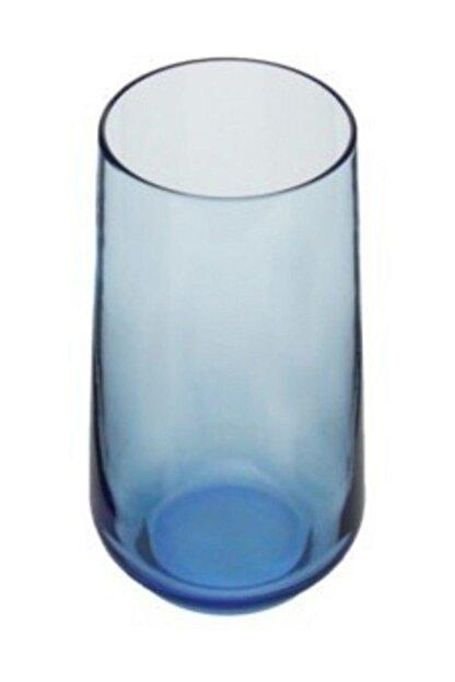 Paşabahçe Mavi Su Bardak Allegra 420015 470cc 3'lü