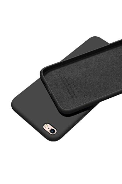 Mopal Iphone 6 / 6s Uyumlu Içi Kadife Lansman Silikon Kılıf