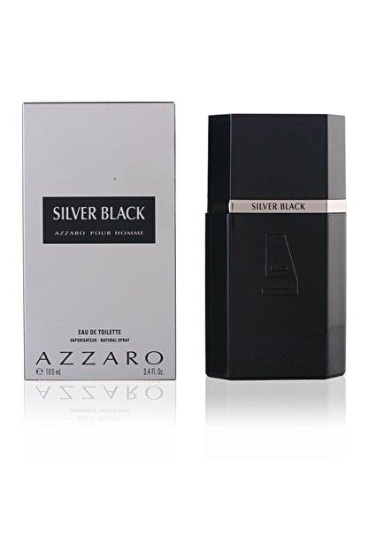Azzaro Silver Black Edt 100 ml Erkek Parfümü 3351500975013