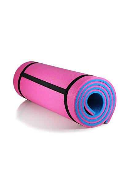 Walke Pilates Minderi & Yoga Mat Çift Taraflı 16 Mm