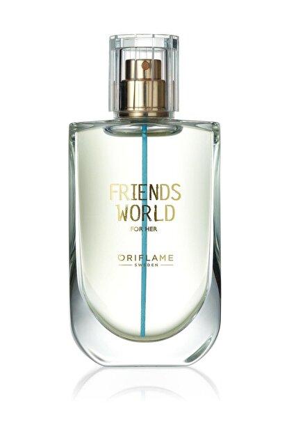 Oriflame Friends World For Her Edt 50 Ml Kadın Parfümü 5069952265534