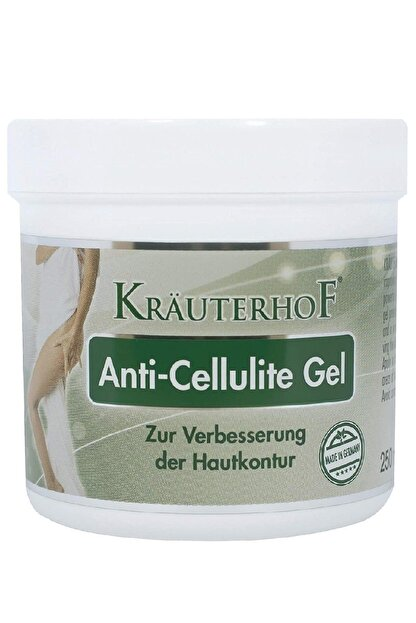 Krauterhof Anti-cellulite Gel Selülit Jeli 250ml