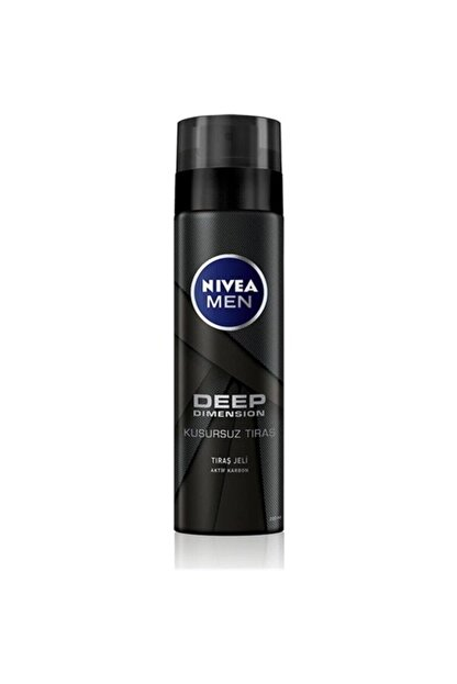 Nivea Tıraş Jeli Deep Dimension 200 ml 4005900489975