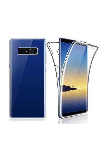 Kılıfreyonum Samsung Galaxy Note 8 Kılıf 6 Tarafı Tam Full Koruma 360 Ön Arka Kılıf