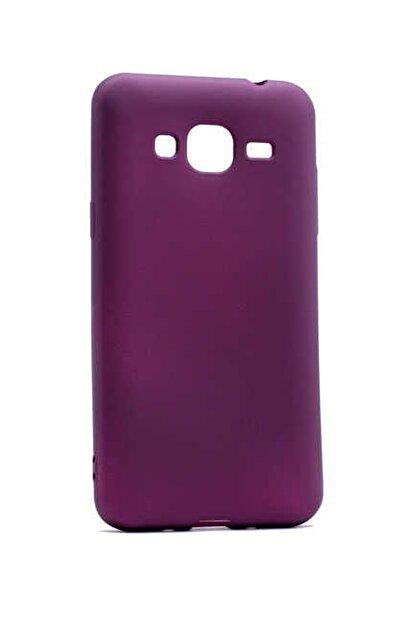 Elfia Samsung Galaxy J2 Prime Kılıf Renkli Silikon Koruma Kapak