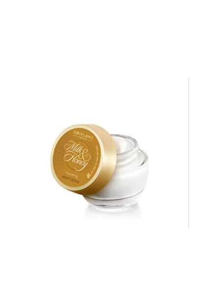 Oriflame Milk & Honey Gold Besleyici Gece Kremi
