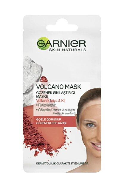 Garnier Volkanik Kaya & Kül Içeren Gözenek Sıkılaştırıcı Maske 8 ml 3600542032575